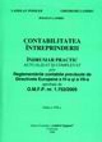 Contabilitatea intreprinderii. Indrumar practic. - L. Possler, Gh. Lambru, B. Lambru