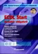 ECDL start - module obligatorii -