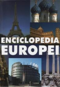 Enciclopedia Europei - Horia C. Matei, Silviu Negut, Ion Nicolae, Ioana Vintila-Radulescu, Caterina Radu