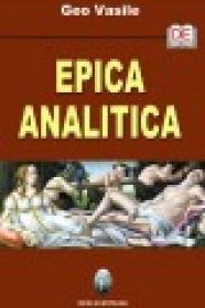 Epica Analitica - Geo Vasile