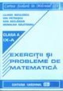 Exercitii si probleme de matematica pentru clasa a IX-a - Liliana Niculescu, Ion Patrascu, Dan Seclaman, Monalisa Galeteanu