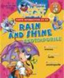 Magic English - Rain and Shine (carte + CD audio) -