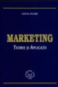 Marketing - Teorie si Aplicatii - Silvia Olaru