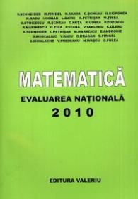Matematica. Evaluare nationala 2010 - Virgiliu Schneider, Marian Firicel, Nicolae Sanda, ...
