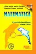 Matematica - clasa a VI-a, semestrul I 2009-2010 - Cornel Moroti, Marius Giurgiu, Gheorghe Drugan, Ion Ghica