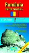 Romania turistica (scara: 1:850.000) -