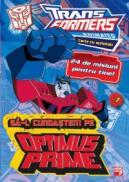 Sa-l cunoastem pe Optimus Prime - Iulia Militaru