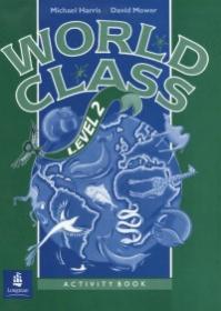 World Class Activity Book pentru clasa a 6-a - Michael Harris, David Mower