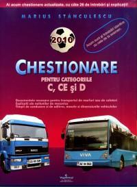 2010 - Chestionare pentru categoriile C, CE si D - Marius Stanculescu