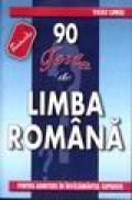 90 Teste de limba romana pentru admitere in invatamantul superior - Vasile Lungu