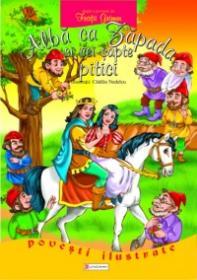 Alba ca zapada - povesti ilustrate - ***