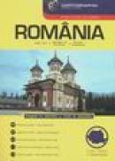 Atlas rutier si turistic Romania -