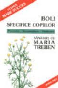 Boli specifice copiilor - Maria Treben