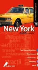 Calator pe mapamond - New York - Aa Publishing