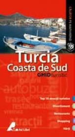 Calator pe mapamond - Turcia, Coasta de Sud - Aa Publishing