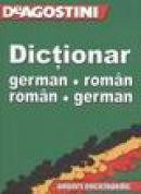 Dictionar german - roman , roman - german - Deagostini