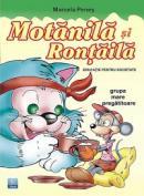 Educatie pentru societate - Motanila si Rontaila - Marcela Penes
