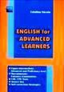 English for Advanced learners - C. Sacuiu