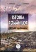 Istoria romanilor-testare nationala - C. Doicescu, A. Tudorica