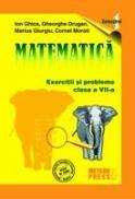 Matematica - clasa a VII-a, semestrul I 2009-2010 - Ion Ghica, Gheorghe Drugan, Marius Giurgiu, Cornel Moroti