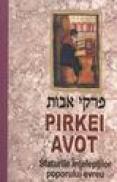 Pirkei Avot, Sfaturile Inteleptilor poporului evreu - Baruch Tercatin