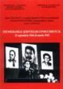Stenogramele sedintelor conducerii P. C. R. 23 septembrie1944-26martie 1945 - Radu Ciuceanu, Corneliu Mihail Lungu (coordonatori)