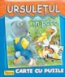 Ursuletul in parc: Carte cu puzzle - Autor Colectiv