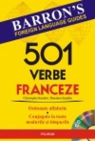 501 verbe franceze - Christopher Kendris, Theodore Kendris
