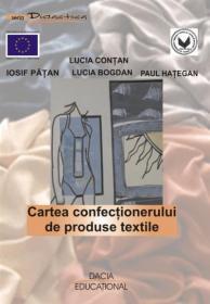Cartea Confectionerului De Textile - L. Contan, I. Patan, L. Bogdan, P. Hategan