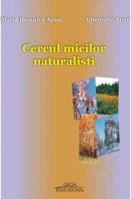 Cercul Micilor Naturalisti - Maria Domnica Apan, Gheorghe Apan