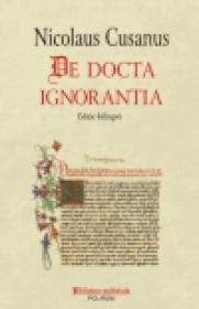 De docta ignorantia - Nicolaus Cusanus