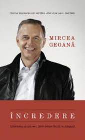 Incredere - Mircea Geoana