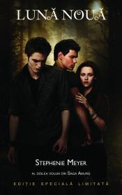 Luna noua - editie film - Stephenie Meyer