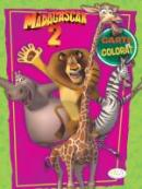 Madagascar 2 - Carte De Colorat - Paul Stewart, Criss Ridell