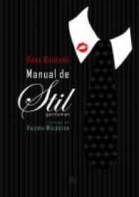 Manual De Stil. Gentleman - Dana Budeanu
