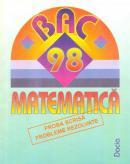 Matematica Bac - Simion Ursu
