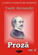 Proza Vol Ii - Vasile Alecsandri