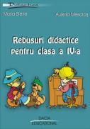 Rebusuri Didactice Pentru Clasa A Iv-a - Maria Sferle, Aurelia Mesaros