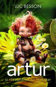 Artur si razbunarea lui Maltazar - Luc Besson