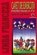 Caiet franceza clasa a v-a - Aurelia Turcu Ilie Minescu