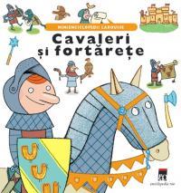 Cavaleri si fortarete - Larousse