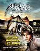 Cei trei magnifici Zalinda - seria Sherlock Holmes si Strengari de peBaker Street - Tracy Mack Michael Citrin