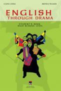English through drama ( inclusiv 1 cd audio) - Brenda Walker Luana Chira