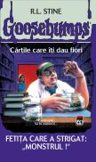 "Fetita care a strigat: ""Monstrul!"" - L.R. Stine"