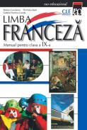 Manual de limba franceza clasa a IX a - Steluta Coculescu Livada Gabriel Fornica Florinela Radi