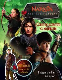 Printul Caspian - carte de activitati - Laura Jacobs