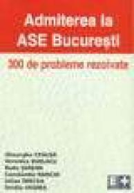 Admitere la ASE - Bucuresti - colectiv