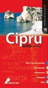 Calator pe mapamond - Cipru - Aa Publishing