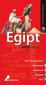 Calator pe mapamond - Egipt - Aa Publishing