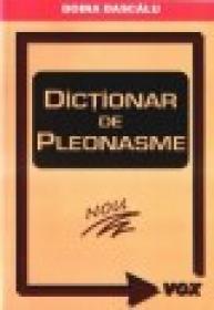 Dictionar de Pleonasme - D. Dascalu